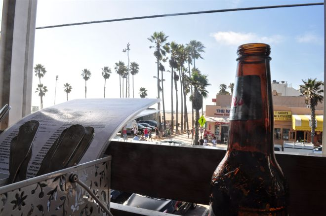 Beer & a view