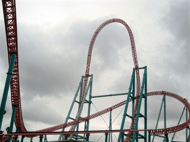 Insane Rollercoaster